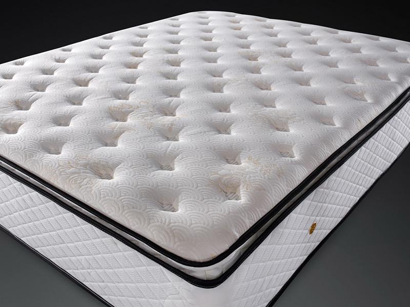 世紀星-5公分科技乳膠獨立筒床墊